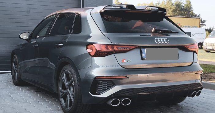 Audi S3 RCP