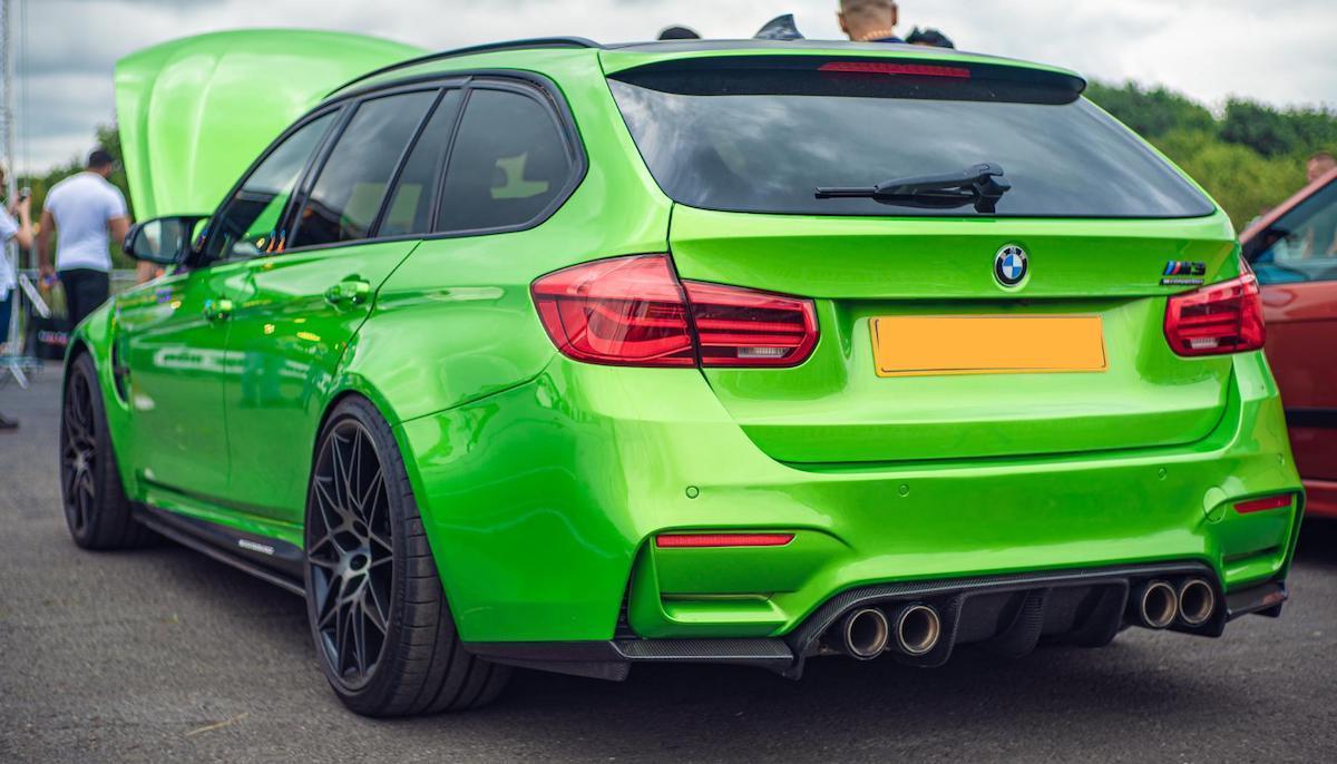 BMW M3 F81