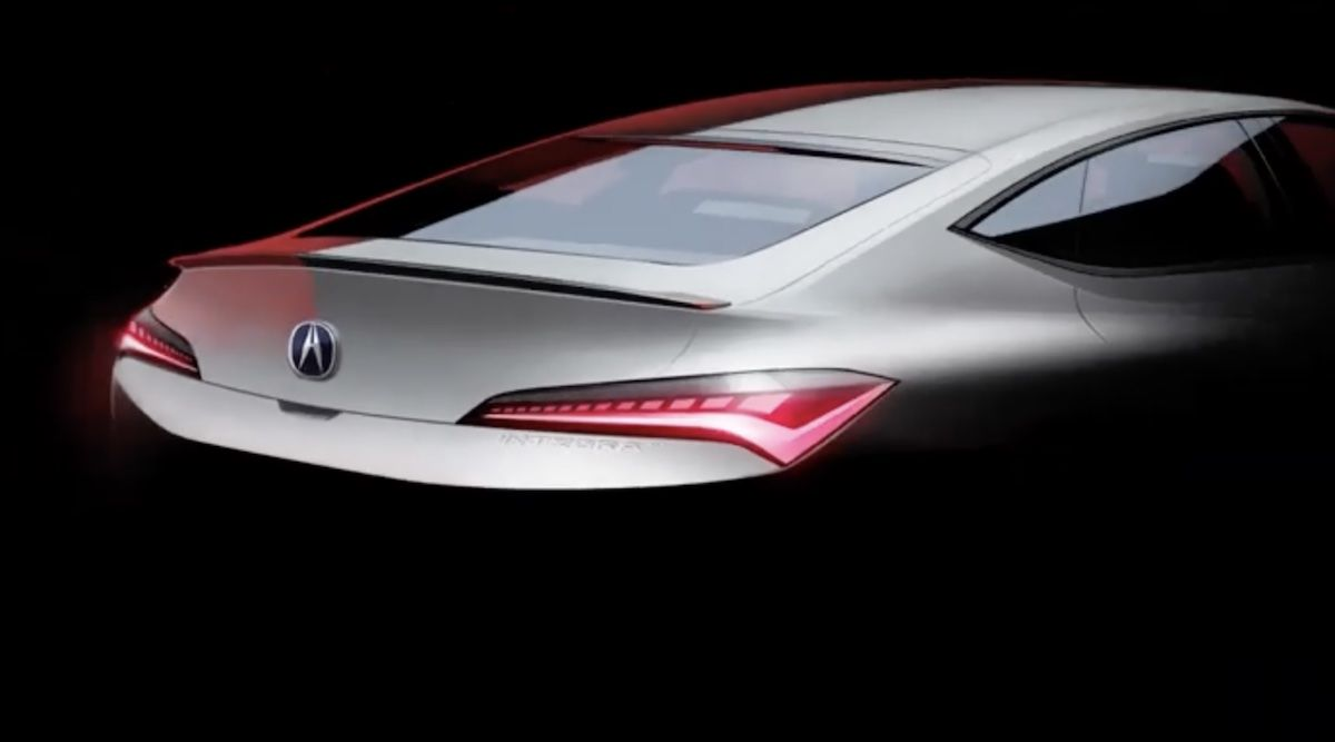 Honda Integra 2023