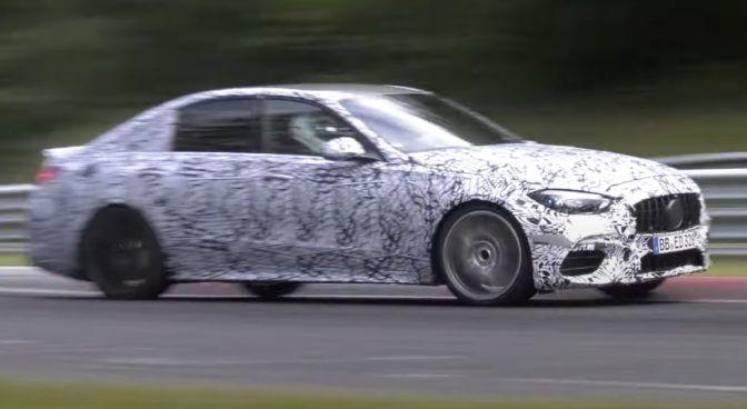 Mercedes-AMG C 63 E Performance
