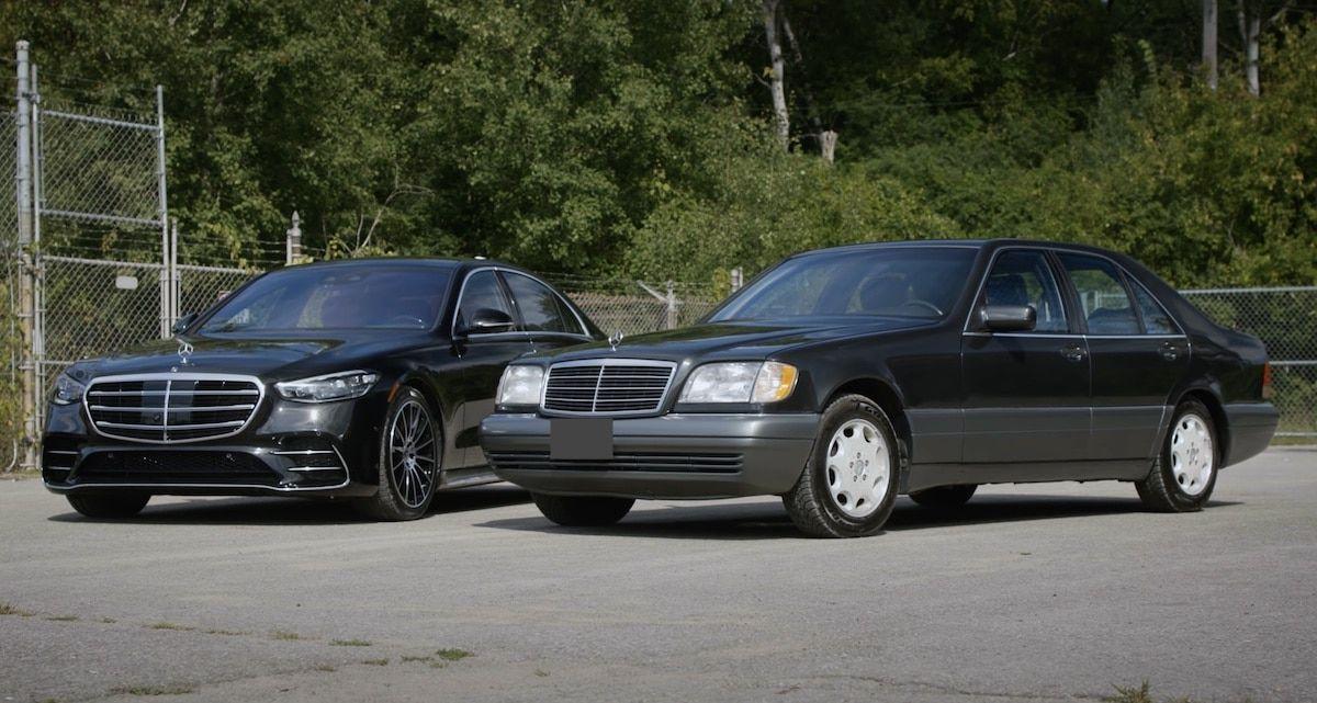 Mercedes-Benz Klasy S