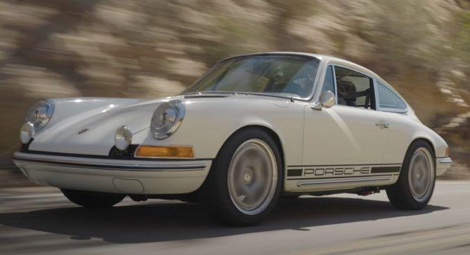Porsche 912 Tesla