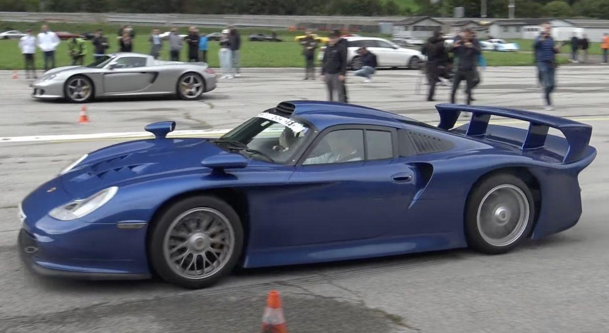 Porsche GT1 996