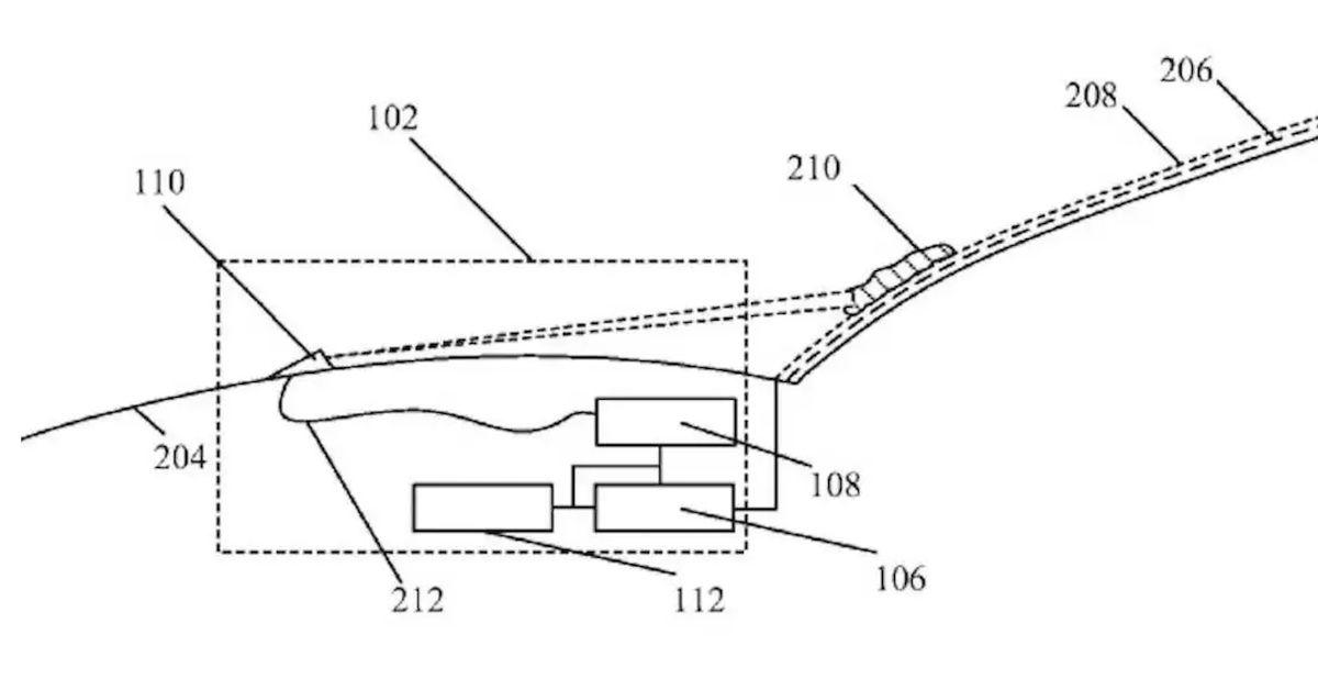 Tesla patent laserowy