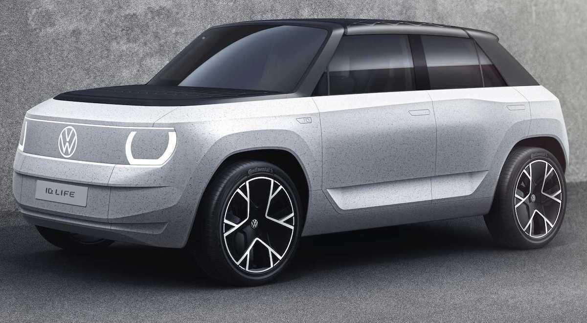 2025 Volkswagen ID. LIFE