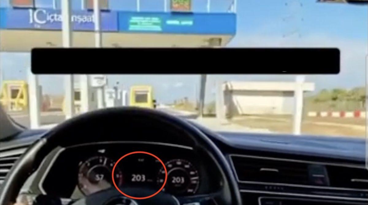 Volkswagen bramki