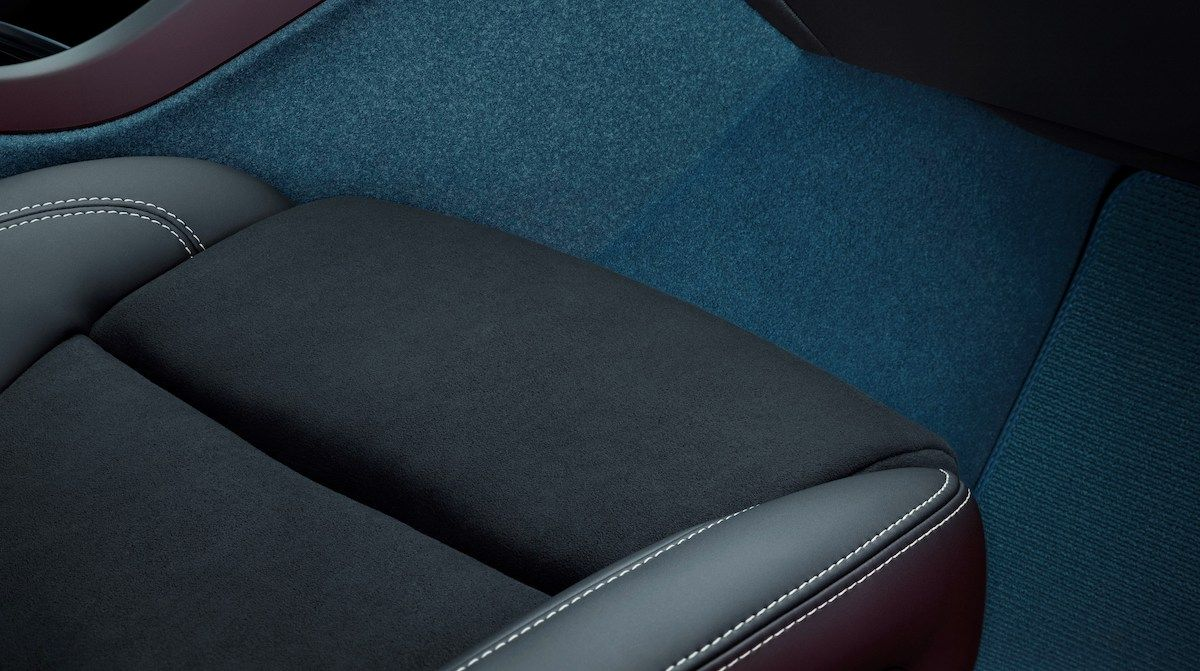 Volvo C40 Recharge Wnętrze