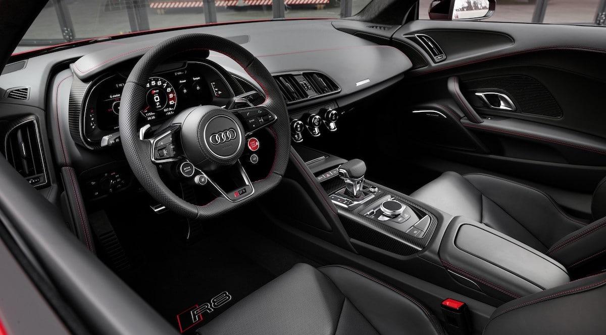 Audi R8 V10 Performance RWD Coupe