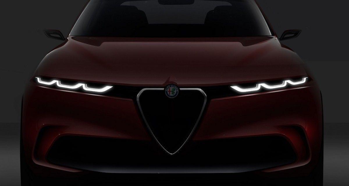 2022 Alfa Romeo Tonale Concept