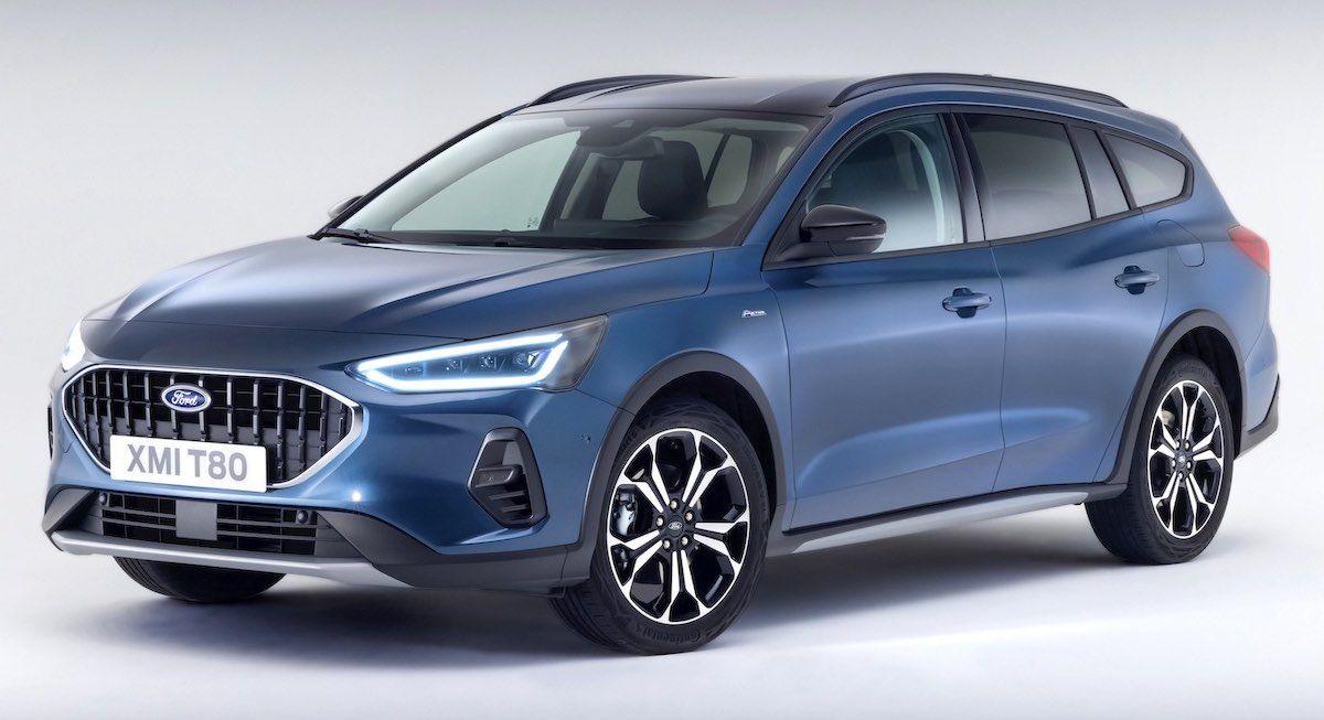 2022 Ford Focus Kombi Active X