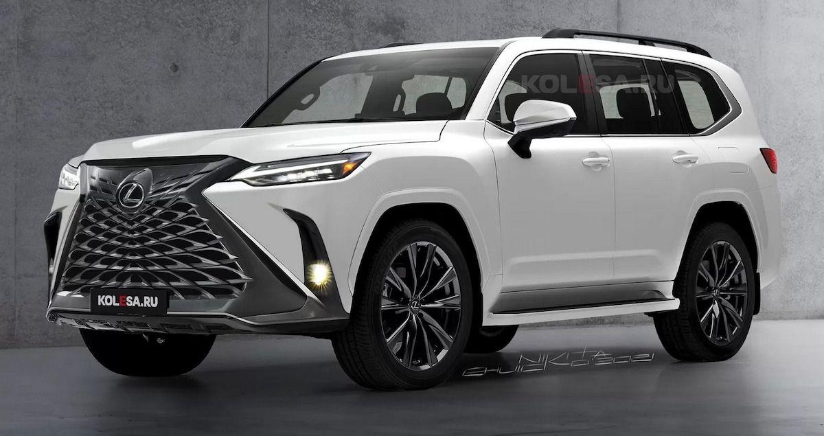2022 Lexus LX