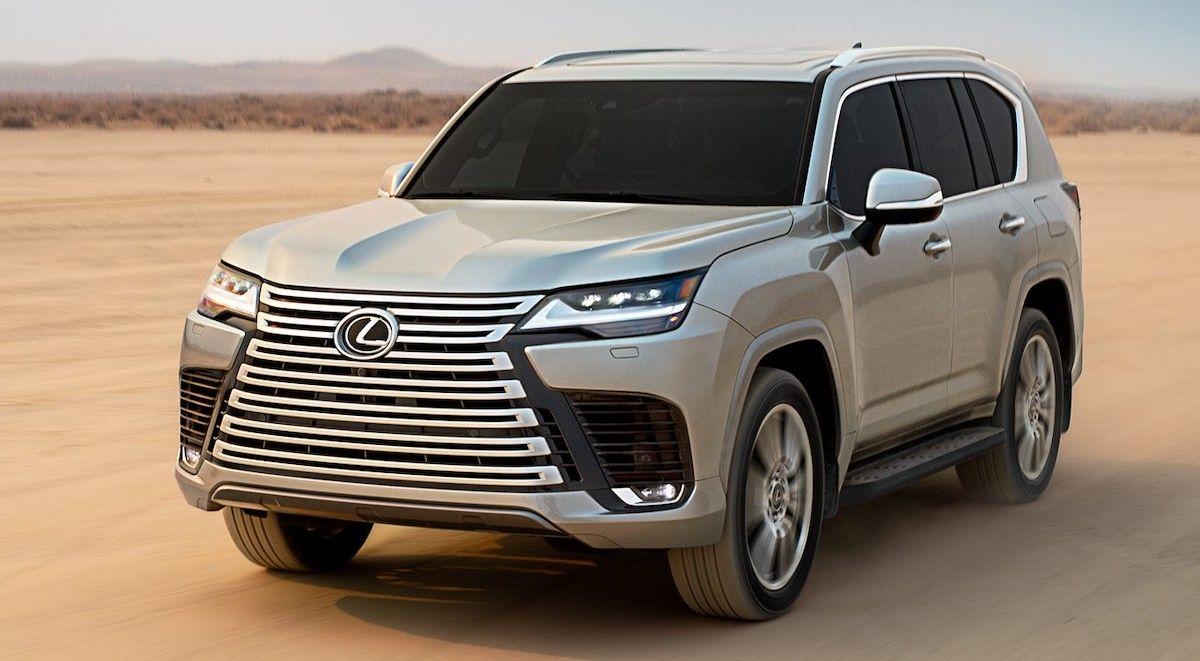 2022 Lexus LX 600