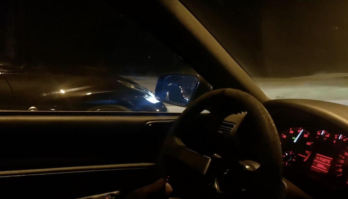 Audi S4 B5 Nissan 370Z