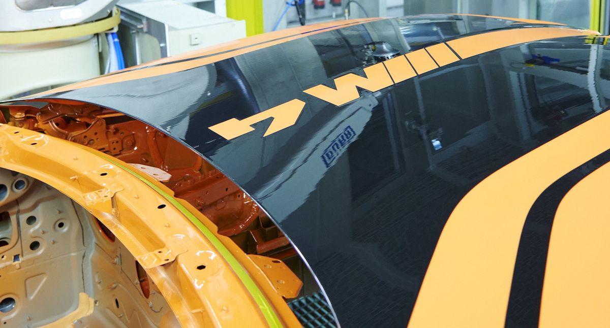 BMW Individual M4 EcoPaintJet Pro