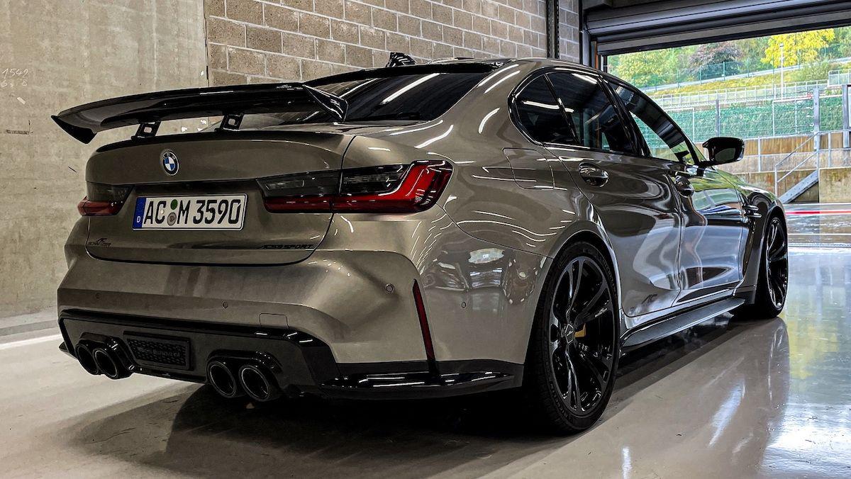 BMW M3 G80 AC Schnitzer