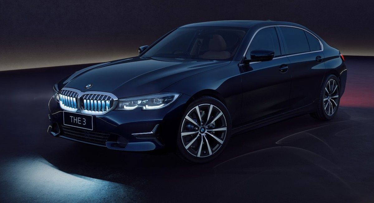 BMW Serii 3 Gran Limousine Iconic Edition