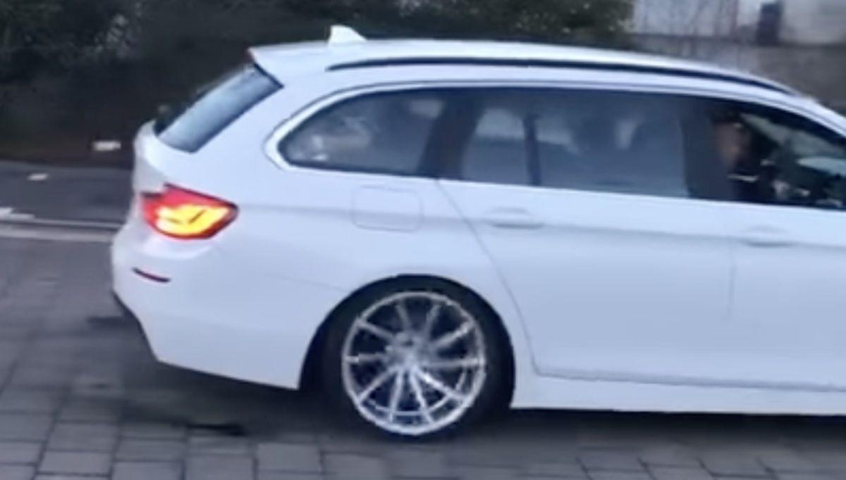 BMW Serii 5 f11