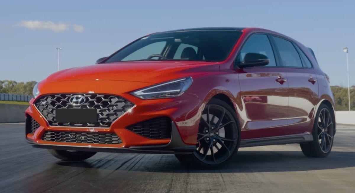 Hyundai i30 N Performance DCT