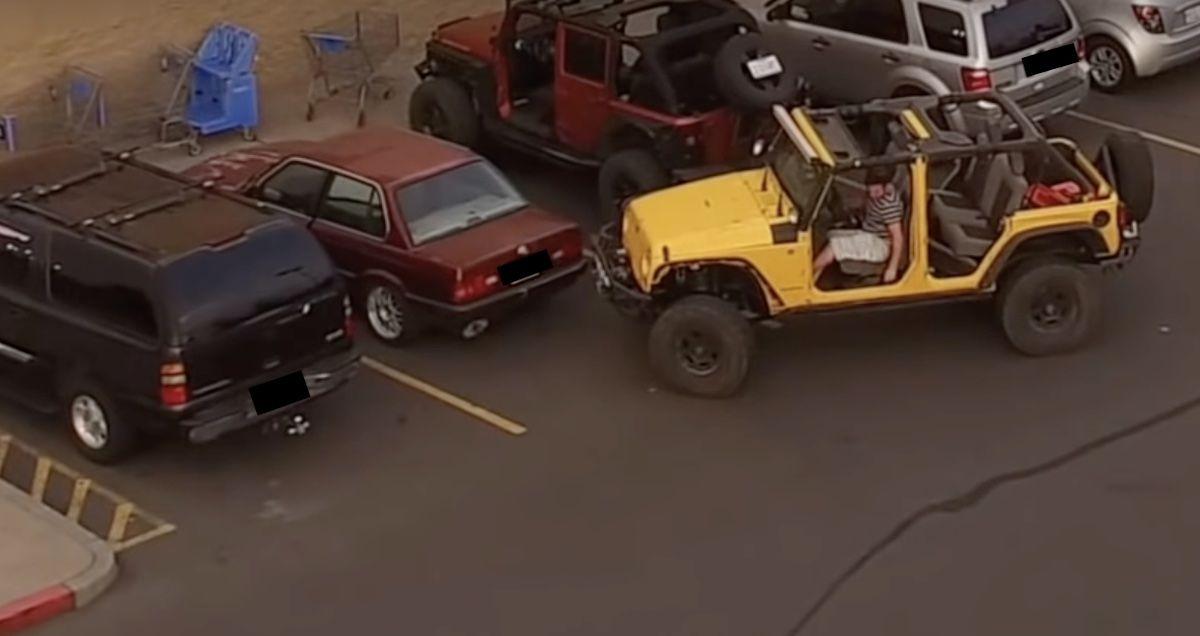 Jeep Wrangler BMW Serii 3 e30