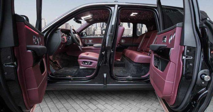Klassen Rolls Royce Cullinan