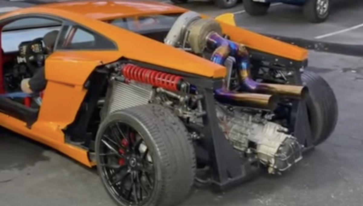 Lamborghini Gallardo 2JZ