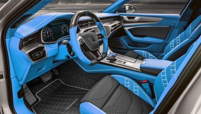 Mansory Audi RS7