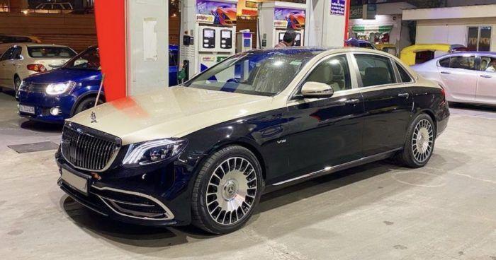 Mercedes-Benz Klasy E Maybach