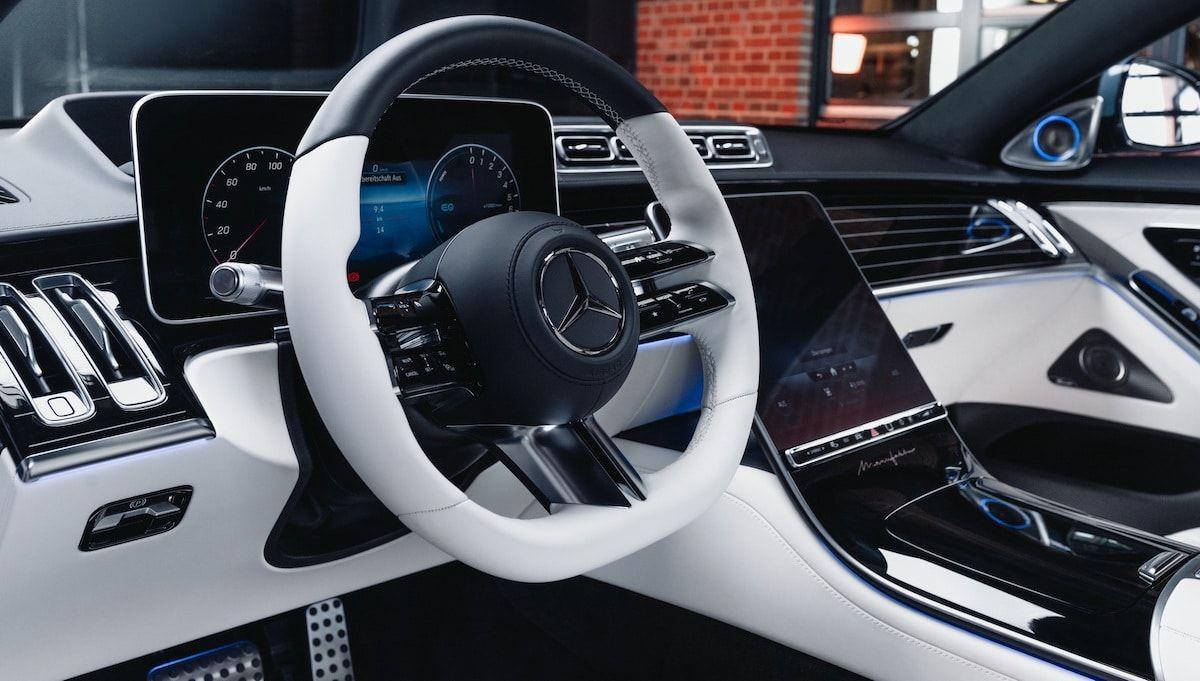 Mercedes-Benz Klasy S Manufaktur