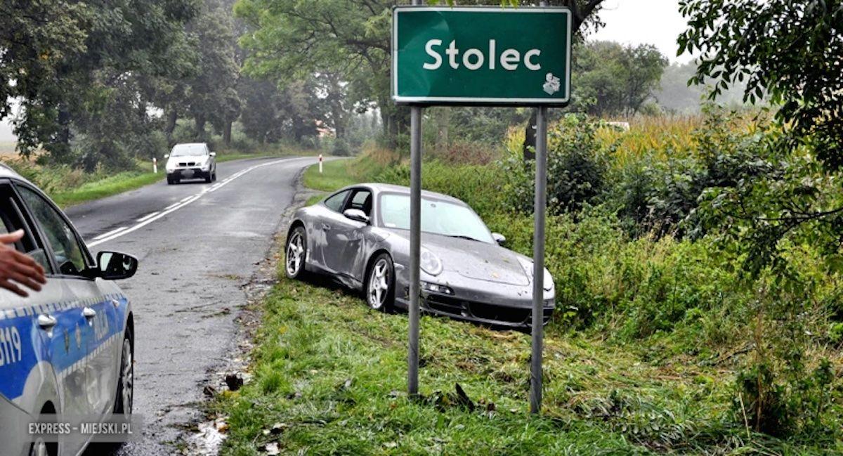 Porsche 911 997 Stolec
