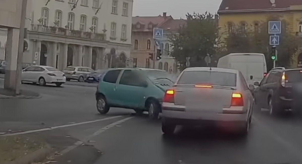 Renault Twingo Volkswagen Passat