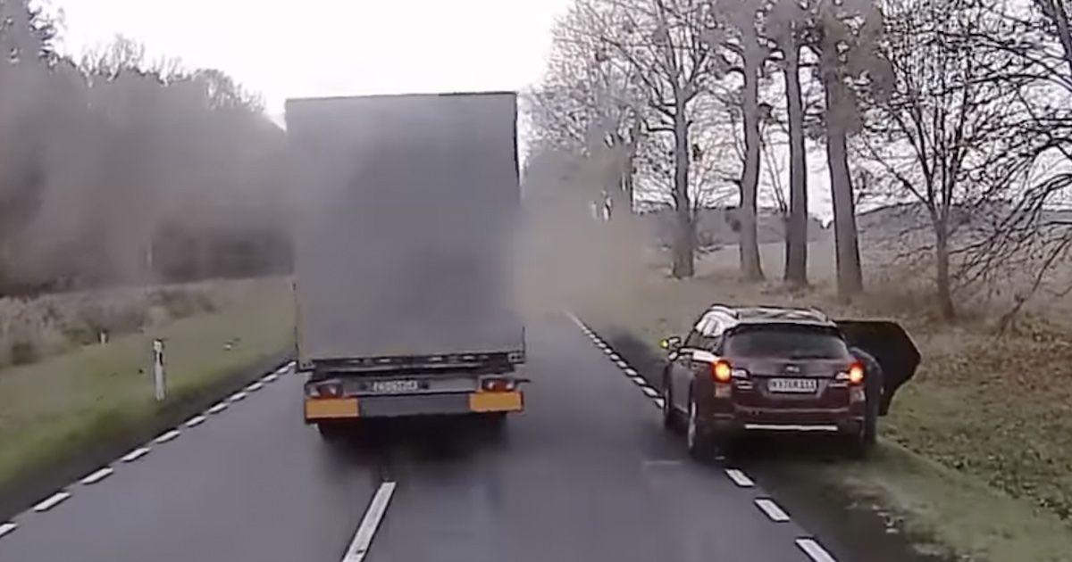 Subaru jemioła