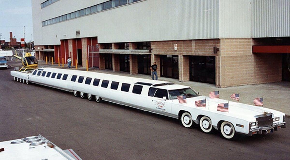 Limuzyna Cadillac The American Dream