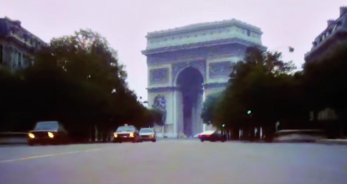 To była randka paryż